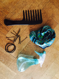 Hair accessories and tools