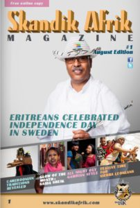 Skandik Afrik Magazine First Edition